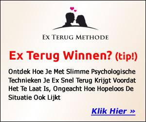 Banner Ex Terug Methode