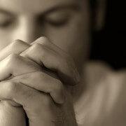 Ex terug door te bidden