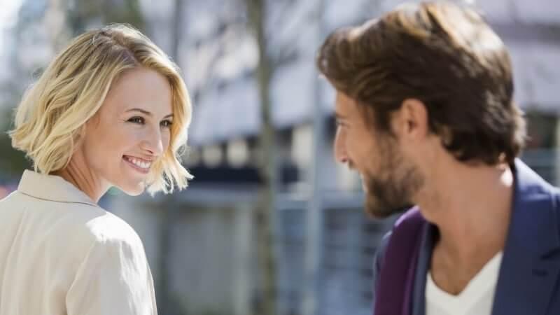 Verbaal flirten