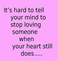 Liefdesverdriet is moeilijk quote