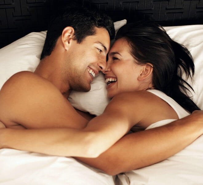 seks in bed