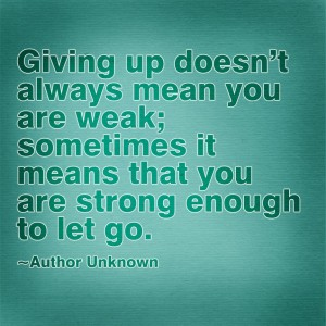Sterker na relatiebreuk quote