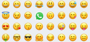 Whatsapp Smileys